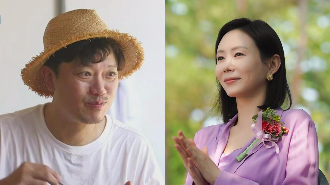 《暑假》朴熙順❤朴藝珍:「我做的菜她都喜歡,因為都按她口味做的,知道她喜歡什麼」