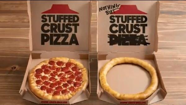 今晚想來點「芝心不要披薩」!必勝客「純披薩邊邊」 慶推出25週年