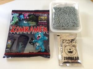 Zombear拉麵
