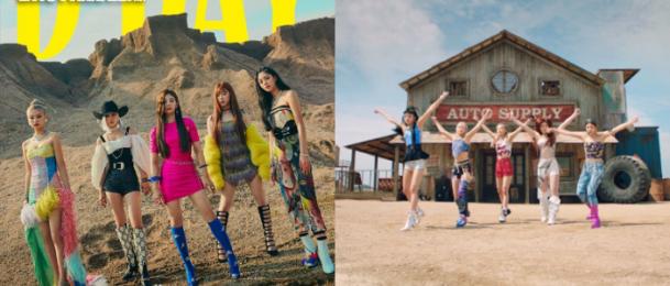 ITZY去外國拍新歌MV?原來沙漠實境就在仁川機場附近!