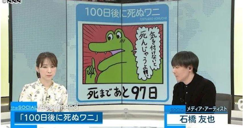 兩萬多名觀眾全是假的?百日鱷魚生放送慘遭網友吐槽